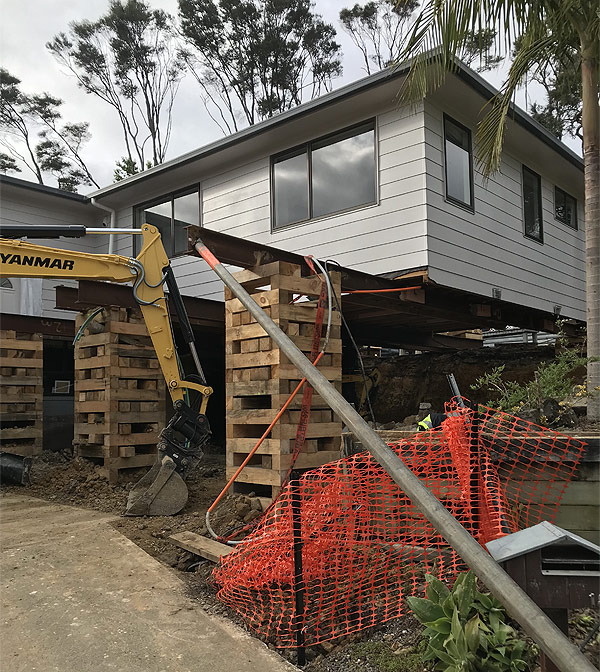 House Lifters does house propping NZ wide